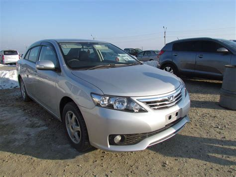 Toyota Alian 2010 Toyota Allion Pictures 1 8l For Sale