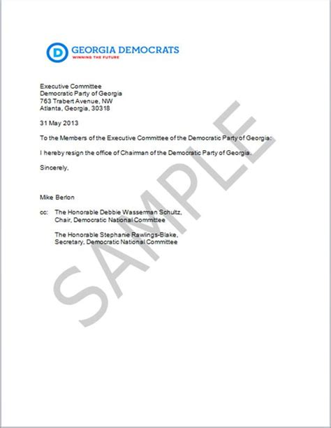 Withdrawal Letter Exle Resignation Letter Templates Free Premium Templates Forms Sles For Jpeg Png