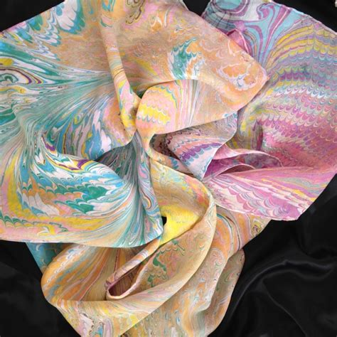 art start with scarf custom designed 100 habotai silk scarf 11 x 60