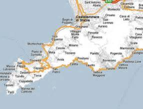 Map Of Italy Amalfi Coast by Image Gallery Italy Map Amalfi Coast