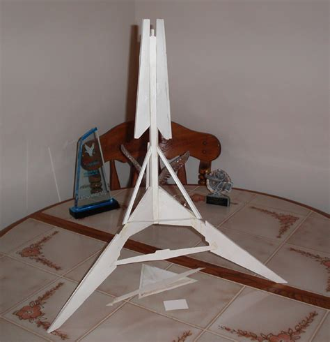 How To Make A Paper Tower - paper tower by camth on deviantart