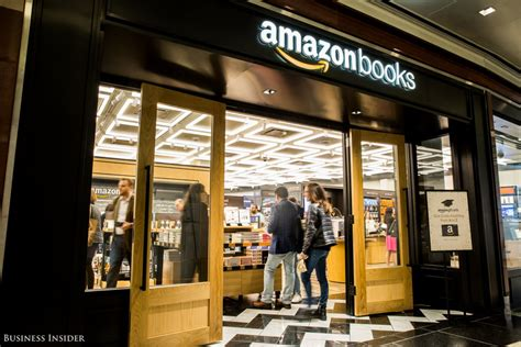 Amazon New Books | amazon books new york city location photos business insider