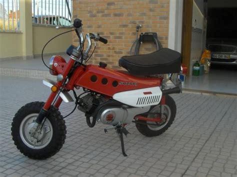 Suzuki Trailhopper by Mini Bike 1972 Suzuki Trailhopper To Further The