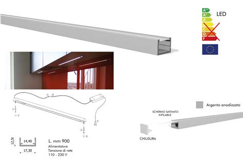 led cucina sottopensile 00772174 led sottopensile nuovarredo it