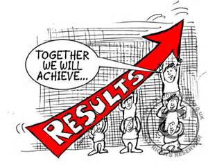 together we can achieve results cartoon motivators blog