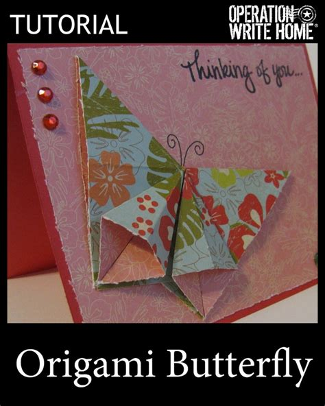 origami butterfly tutorial tutorial origami butterfly origami gift wrap