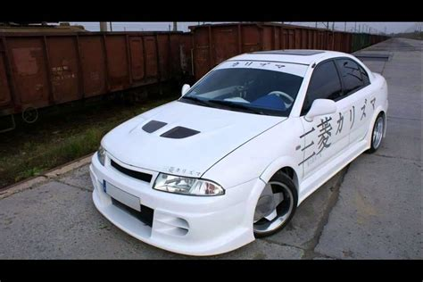 Mitsubishi Carisma Tuning Cars Youtube