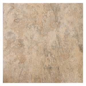 shop style selections almond peel and stick residential vinyl tile at lowes com