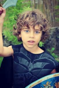 boy curly hair this is why i want gavin s hair long so cute with the