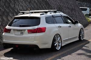 acura tsx wagon white 3 rides styling