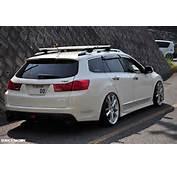 Acura Tsx Wagon White  Rides &amp Styling