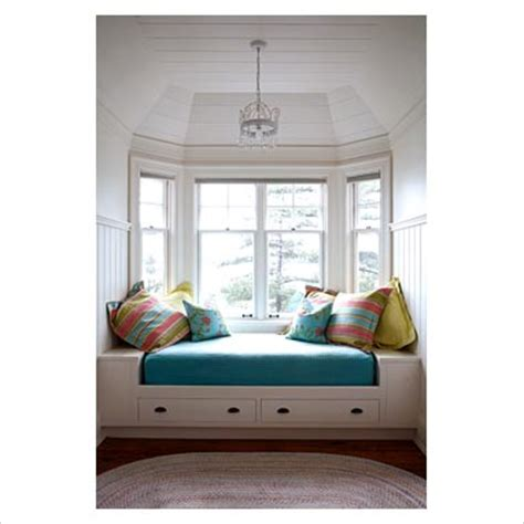 window daybed gap interiors daybed by bay window picture library