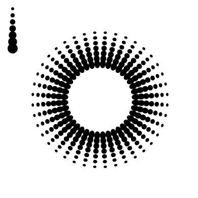 Circular Pattern In Ai | 30 illustrator pattern brushes for making flowers and