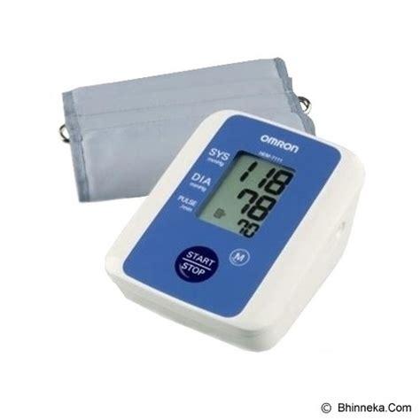 Arm Blood Pressure Monitor Tensi Darah Digital Tes Tekanan Darah jual omron arm blood pressure monitor hem 7111 murah