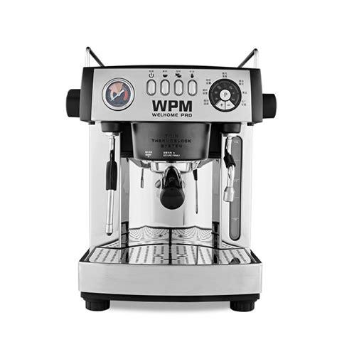 welhome espresso machine twin thermoblock kd  otten coffee jual mesin grinder alat kopi