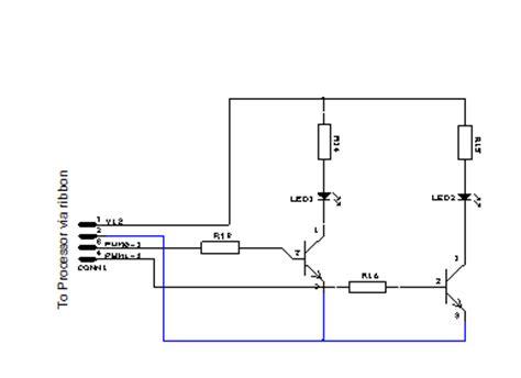 transistor bipolar vce ttec4824 automotive electronics circuit one bipolar junction transistor circuit