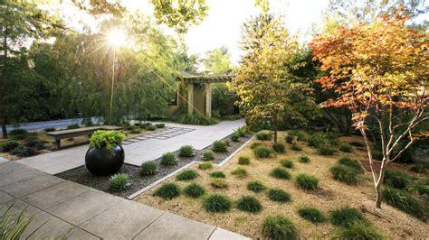 inspiring lawn  yards sunset magazine sunset