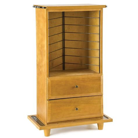 Fishing Rod Storage Cabinet Organized Fishing Open Top Two Drawer Cabinet West Marine