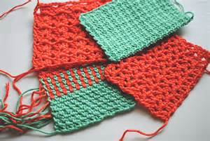 4 decorative crochet stitch patterns for you to try