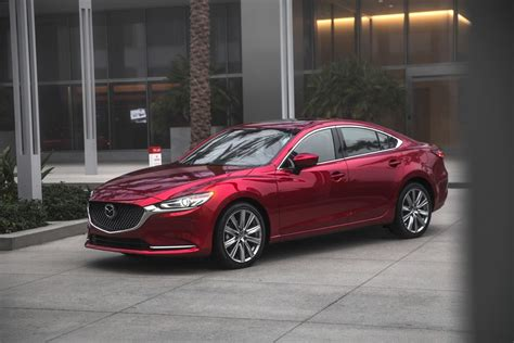 Mazda Zoom Zoom 2020 by 2019 Mazda 6 Review Engine Release Date Redesign Price