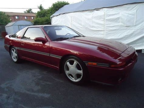Toyota Supra 90 by Buy Used Toyota Supra 1989 90 91 92 In Philadelphia