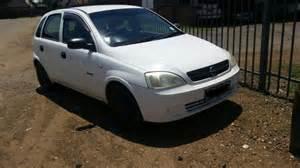 Opel Corsa Comfort Opel Corsa Comfort 1 4 For Sale Potchefstroom Co Za