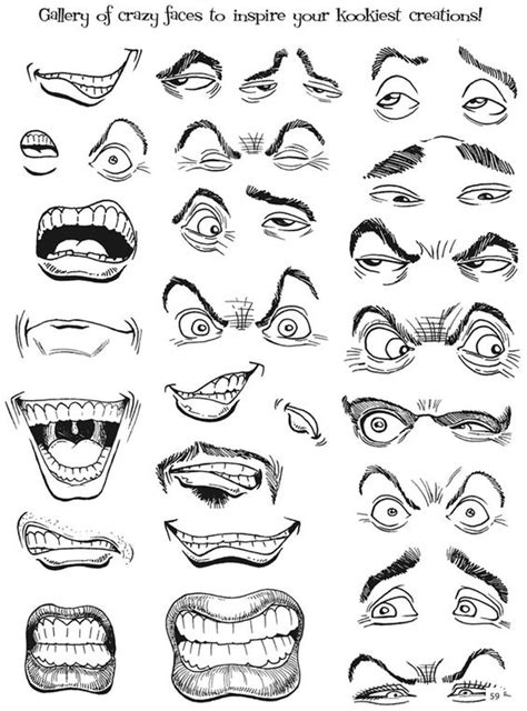 faces how to draw heads features expressions academy 1000 ideas about expressions on