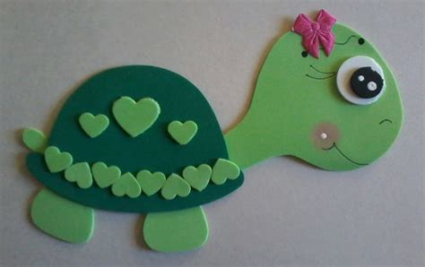 craft foam projects foam turtle craft 171 preschool and homeschool