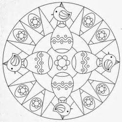 mandala coloring pages easter free coloring pages of easter mandala