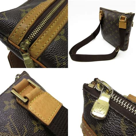 Handbag Lv D3810 Fashion Branded Import auth louis vuitton monogram pochette bosphore crossbody shoulder bag h15599 ebay