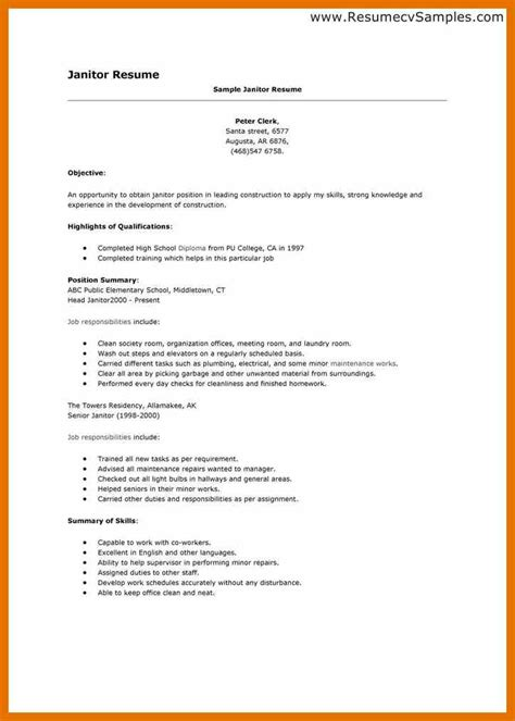cover letter sle for cleaning application letter for employment as a cleaner 28 images