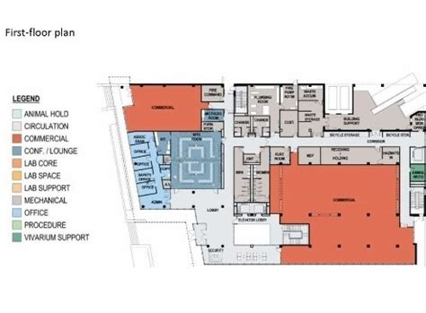 research center floor plan msu s new biomedical research center plans unveiled