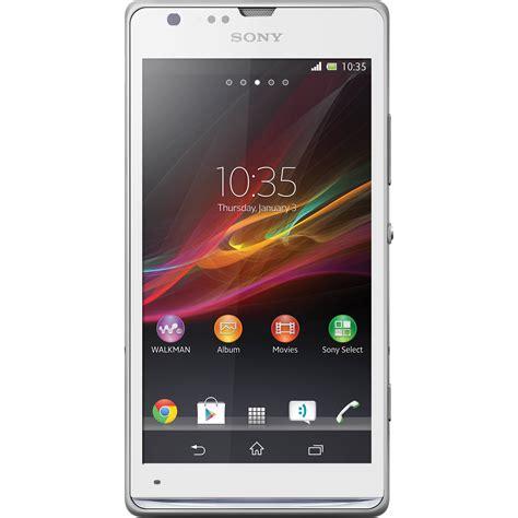 Sony C5302 Xperia Sp 8 Gb Putih used sony xperia sp c5302 8gb smartphone 1271 4773 b h photo