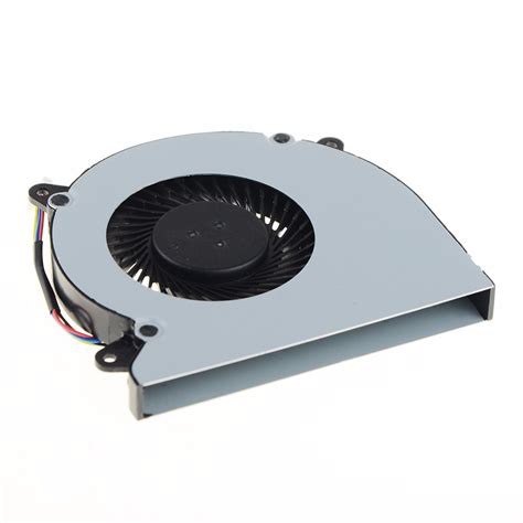 Cooling Fan Laptop Cold Player notebook computer replacements cpu cooling fans fit for asus n550jv n550ja n550jk n550l laptops