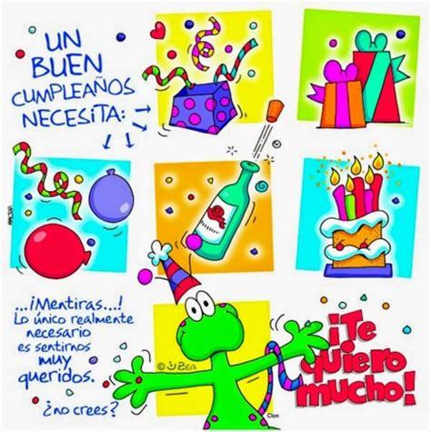 imagenes feliz cumpleaños divertidas tarjetas de cumplea 241 os divertidas para imprimir o