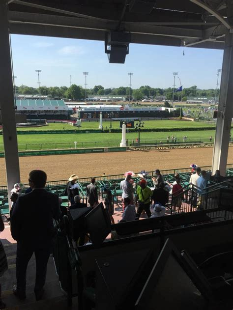 section 110 kentucky derby churchill downs