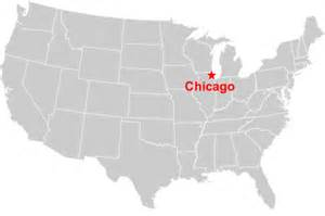 us map chicago illinois chicago on usa map siddharth s vision board