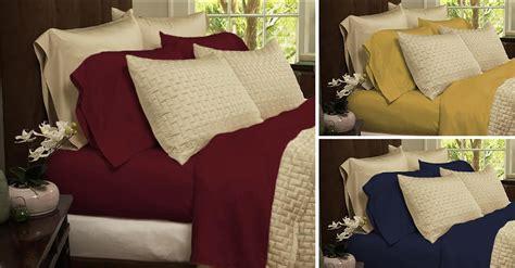 bamboo 1800 series 4pc bed sheet super soft aloe infused ultra soft 1800 series bamboo fiber bed sheets 4 pc set