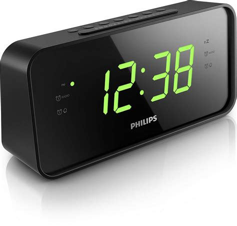 large number alarm clock radio unique alarm clock