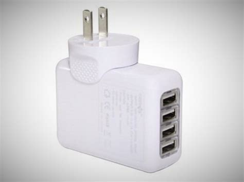best multi port usb wall charger multi port usb wall charger trending gear coolstuff