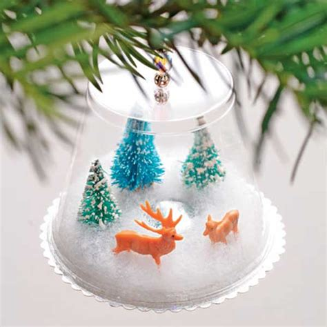 diy christmas ornaments top 38 easy and cheap diy christmas crafts kids can make