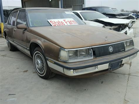 how petrol cars work 1984 buick electra engine control auto auction ended on vin 1g4cw6933f1498656 1985 buick electra pa in tx dallas