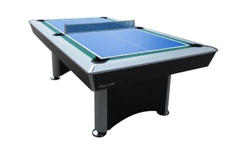 playcraft sprint 3 in 1 green cloth pool table with glide