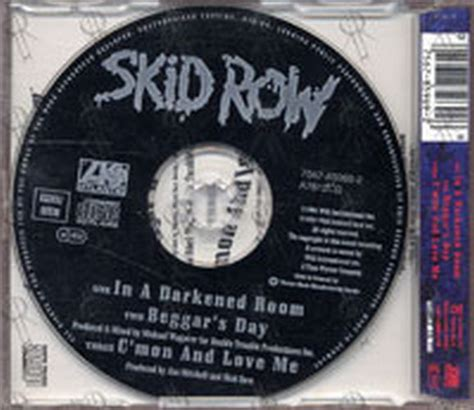 skid row in a darkened room skid row in a darkened room cd single ep records