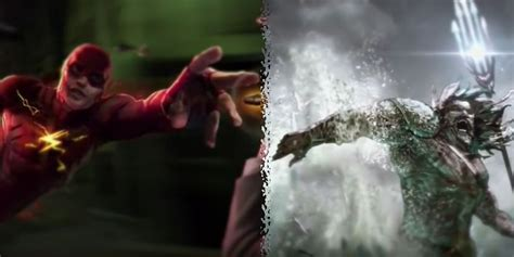 film justice league part 1 the flash and aquaman movies will continue story from