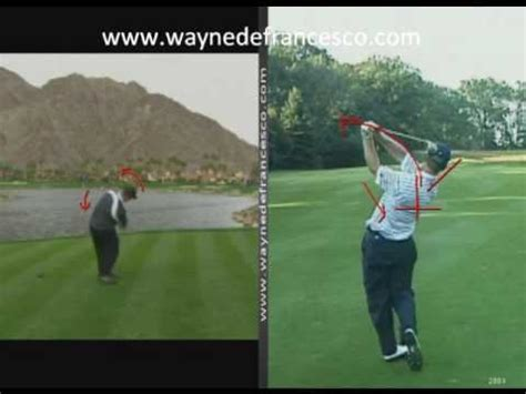 david duval golf swing david duval swing analysis youtube