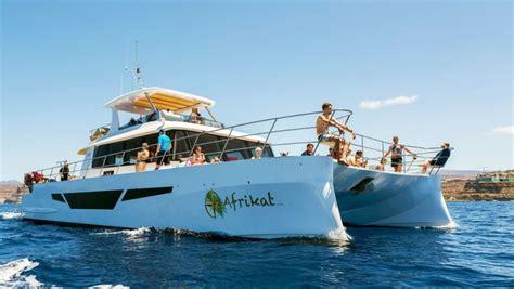 catamaran from gran canaria to tenerife adventuretickets nl 5 uur catamaran varen puerto rico
