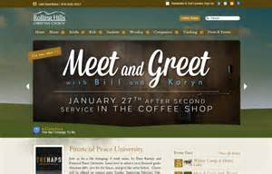 Galerry design ideas for church websites