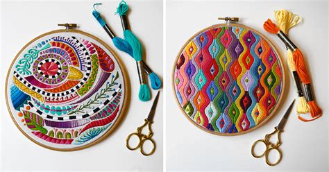 Gir Set Cs1 Khusus amazing embroidery by corinne sleight livemaster