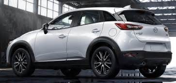 Madza Cx 2017 Mazda Cx 3 New Car Reviews